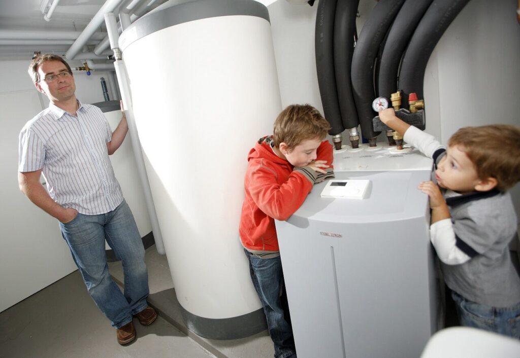 Pompy ciepła powietrze woda – Specyfikacja i zalety
